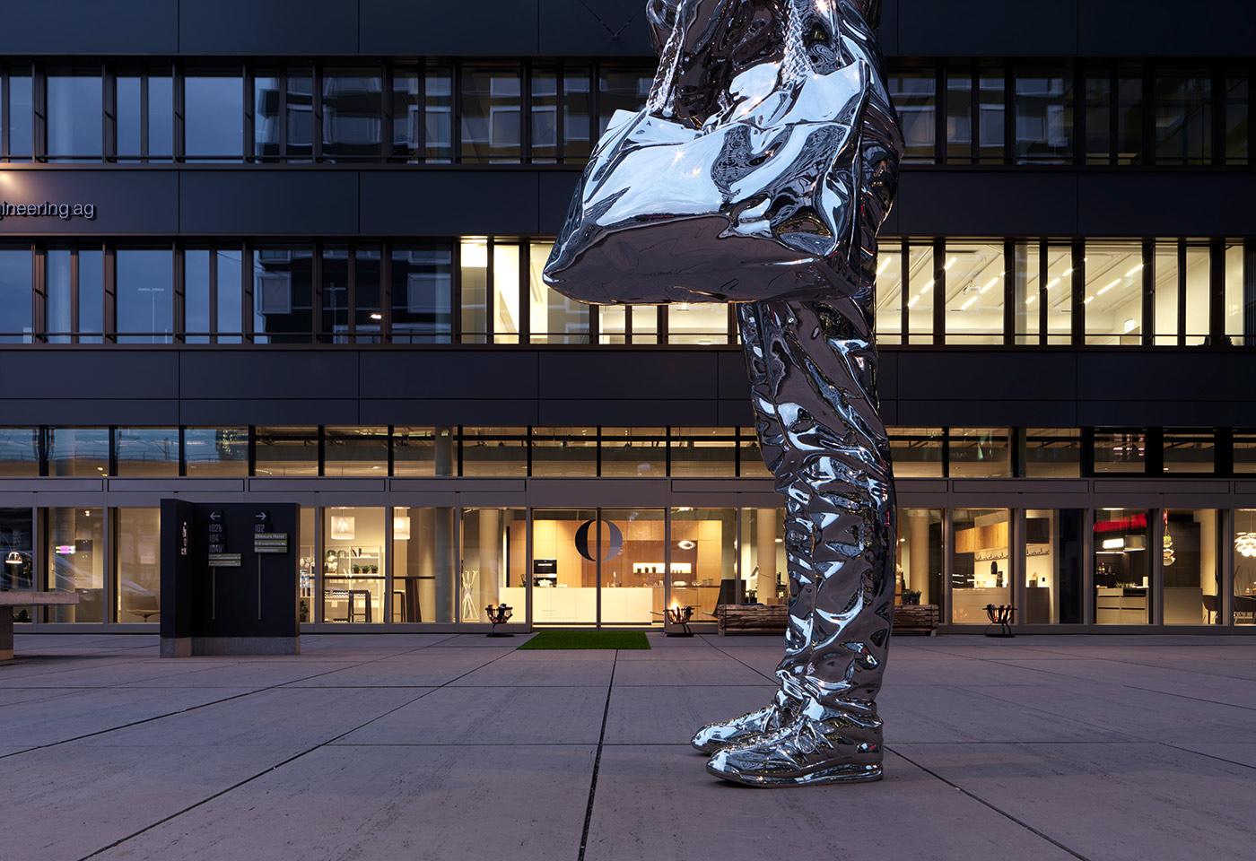Ausstellung Zürich Orea AG