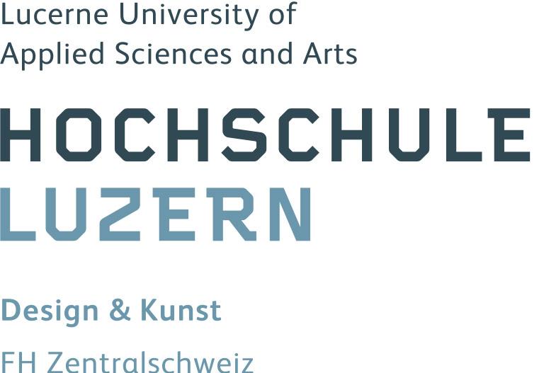 Hochschule Luzern - Design & Kunst