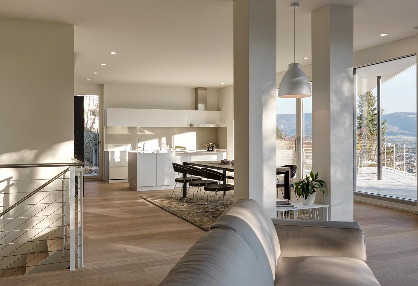 Neubau Villa Reinach